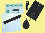 Card and Access token supplies