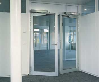 SWING DOORS - Record DFA 127 & Automatic swing doors - Full power low energy and IVERS models from ...