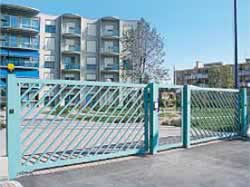 Industrial Swing Gates