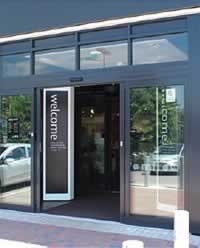 Curtain Wall And Aluminium Shopfront Systems Door Spring
