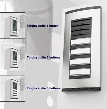 Door Entry Panels Targha Bpt From Door Spring Supplies Co